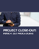 Project Close-Out: Punch List Procedures