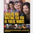 Shaping the World of Public Works Career Poster
