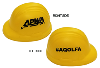 APWA Construction Hat #AQOLFA Stress Reliever