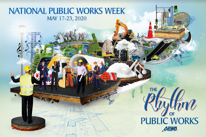 2020 National Public Works Week Poster