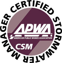 Certified Stormwater Manager logo