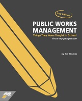 Meet the Author: Public Works Management