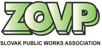 Slovak Public Works Association logo