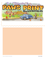 PAWS Print Template